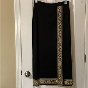 Casual Corner beautiful skirt size L